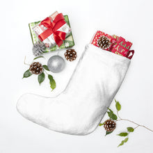 Load image into Gallery viewer, Fa La Rawr Christmas Stocking