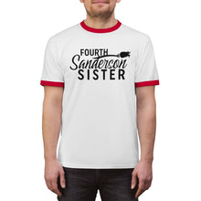 Load image into Gallery viewer, Fourth Sanderson Sister Unisex Ringer Tee