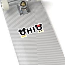 Load image into Gallery viewer, Ohio Loves The Mouse Kiss-Cut Stickers