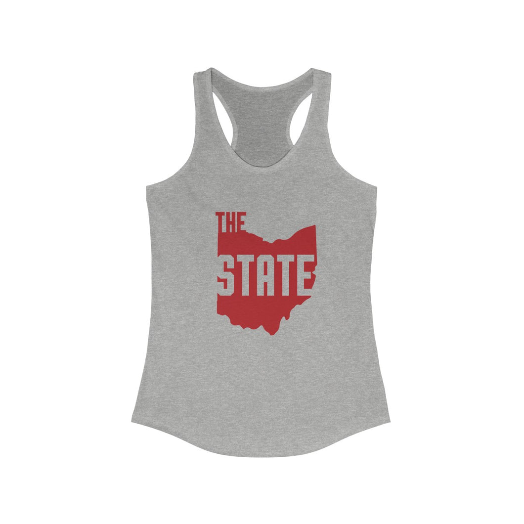 The Ohio State Women's Ideal Racerback Tank