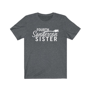 Fourth Sanderson Sister Unisex Jersey Short Sleeve Tee