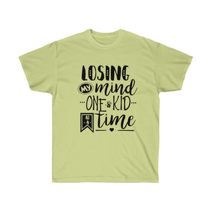 Losing My Mind  Unisex Ultra Cotton Light Color Tee