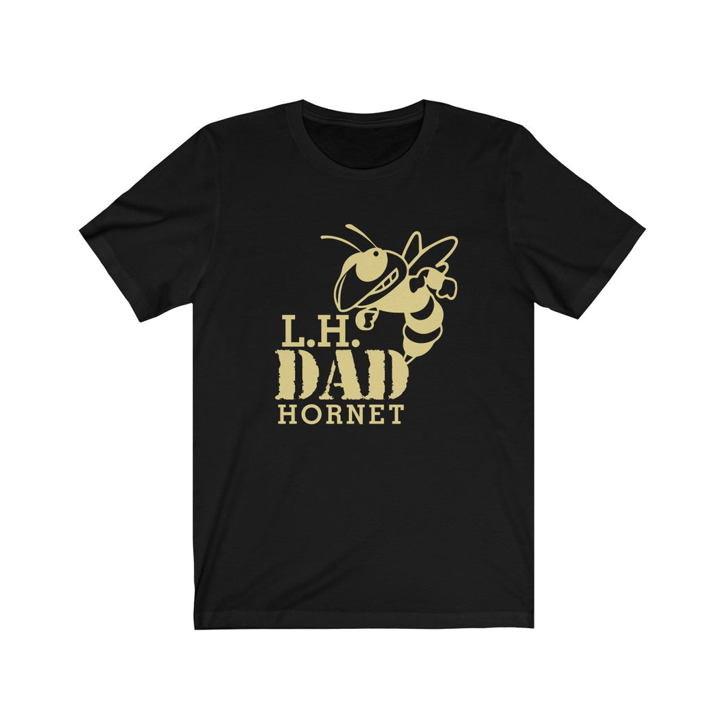 Licking Heights Dad Hornet Unisex Jersey Short Sleeve Tee