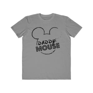 Daddy Mouse Men's Lightweight Fashion Tee