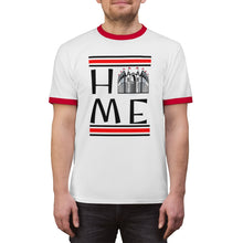 Load image into Gallery viewer, Home Unisex Ringer Tee
