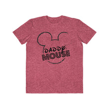 Load image into Gallery viewer, Daddy Mouse Men's Lightweight Fashion Tee