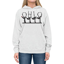 Load image into Gallery viewer, Ohio Reindeer Unisex Lightweight Hoodie