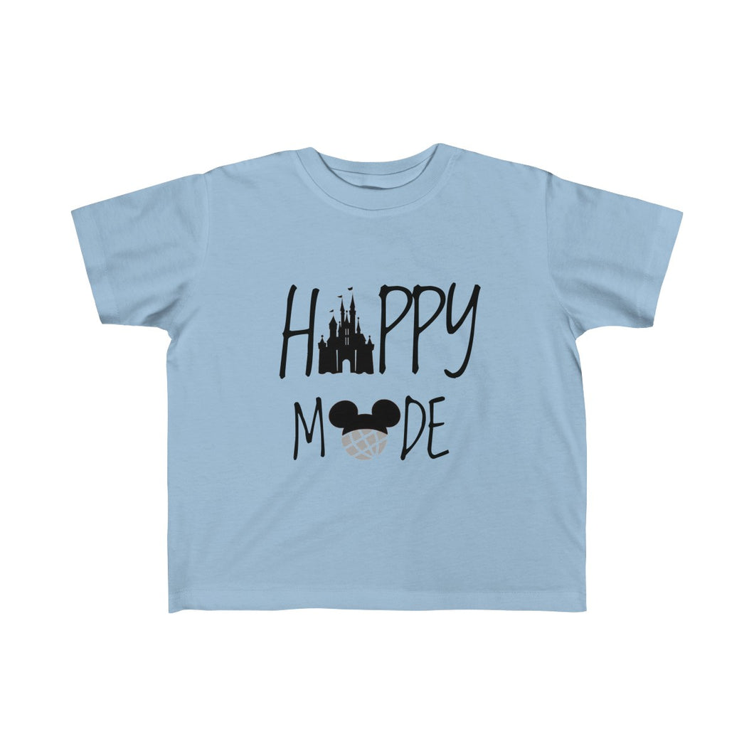 Happy Mode Toddler Fine Jersey Tee