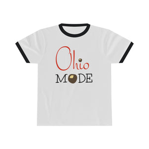 Ohio Mode Unisex Ringer Tee