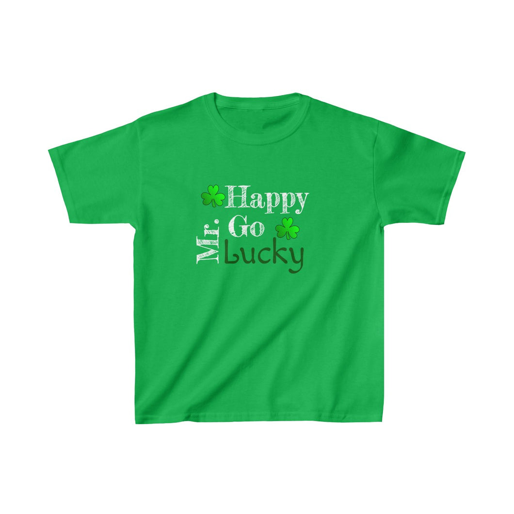 Mr. Happy Go Lucky Kids Heavy Cotton™ Tee