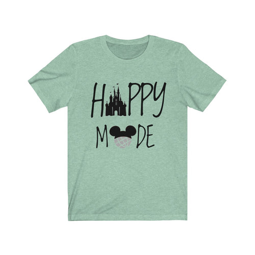 Happy Mode Unisex Jersey Short Sleeve Tee