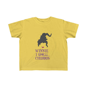 I Smell Churros! Toddler  Fine Jersey Tee