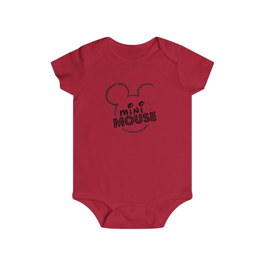 Mini Mouse Infant Rip Snap Tee