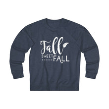 Load image into Gallery viewer, Fall Sweet Fall Unisex French Terry Crew