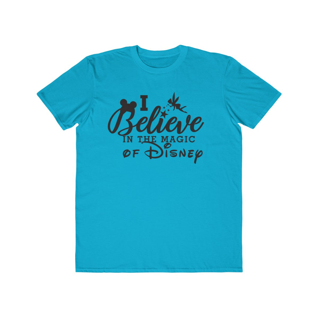 Disney Magic Men's Lightweight Fashion Tee