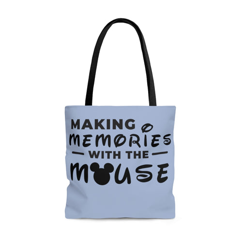 Memories With The Mouse AOP Tote Bag