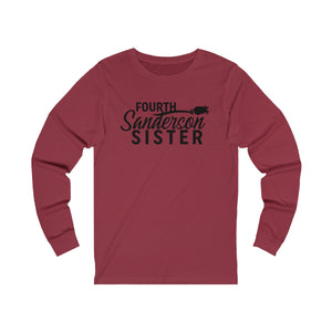 Fourth Sanderson Sister Jersey Long Sleeve Tee