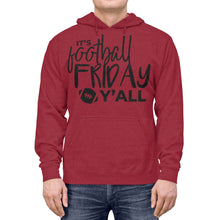 Load image into Gallery viewer, Football Friday Unisex Lightweight Hoodie