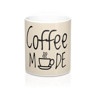 Coffee Mode Mug 11oz