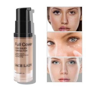 Full Cover Make Up