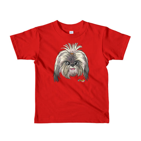 """Maximillian"" Face Short sleeve kids t-shirt"