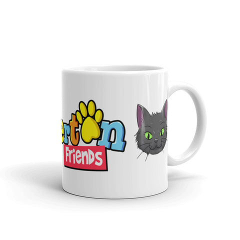 """Maggie and Hallie"" Mug"
