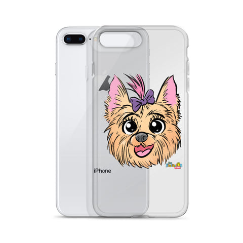 """Maggie Moo"" iPhone Case"