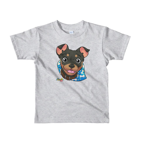 """Mick"" Face Short sleeve kids t-shirt"