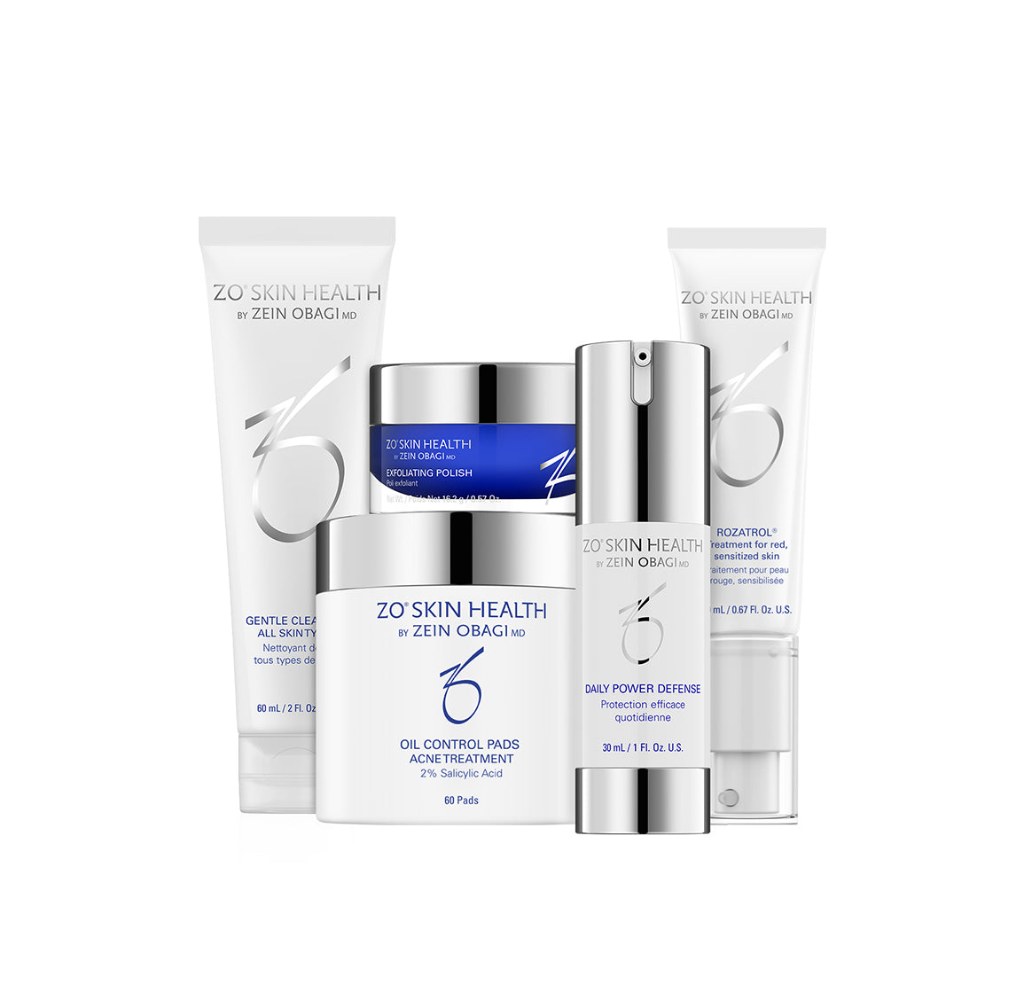 Skin Normalizing System