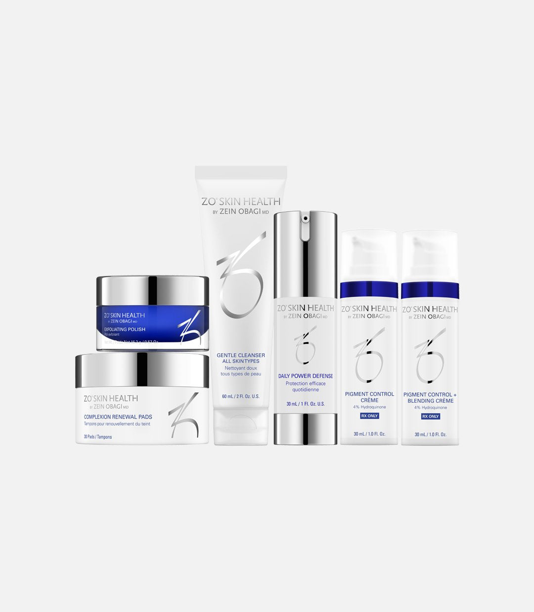 Pigment Control Program + Hydroquinone - 6 Product Regimen - 2