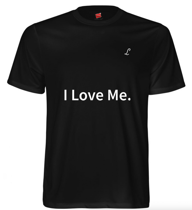 I Love Me | T-Shirt | Black