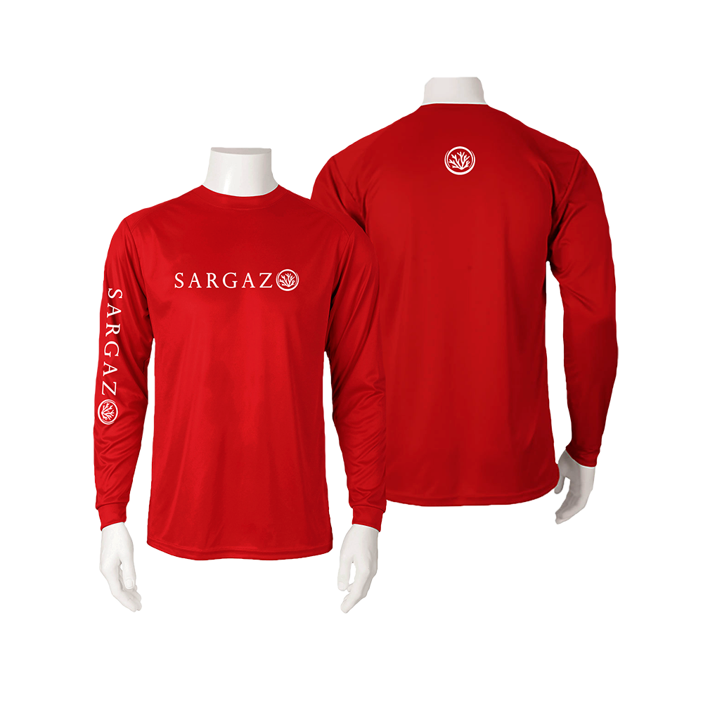 sargazo rash guard 2020