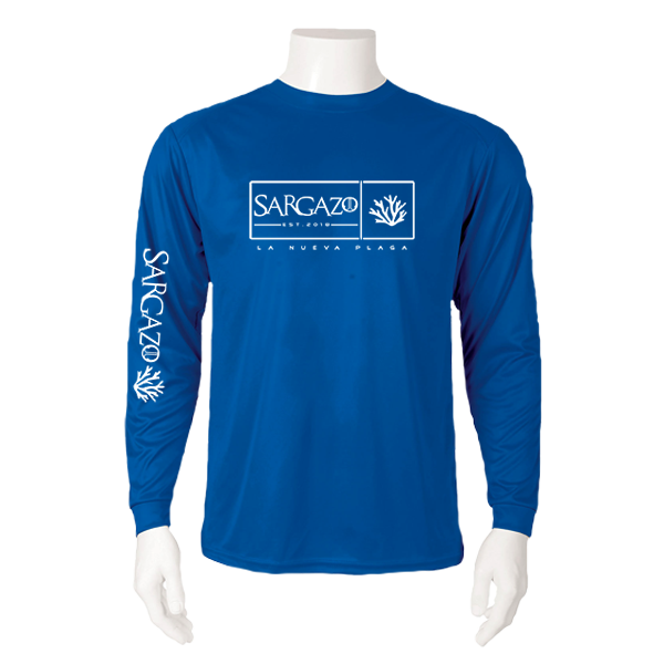 Sargazo Edition Color rashguard