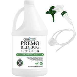 Premo Guard 128 ounce natural bed bug killer