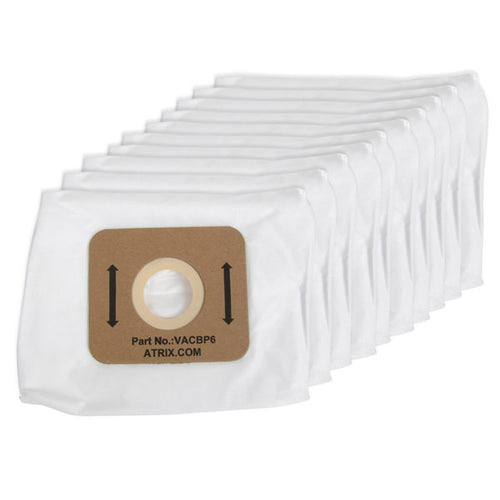 Ergo Bed Bug Sucker Backpack Series HEPA Filter Bags (10 pack)