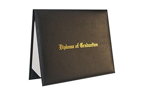 "GraduationForYou PU Certificate Cover With ""Diploma Of Graduation"""