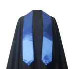 GraduationForYou Unisex Adult Plain Graduation Stole,60""