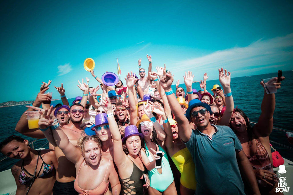 The IBZ Boat-Mad Ibiza - Boat Party Agency