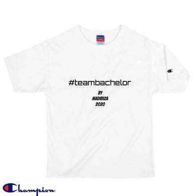 #TEAMBACHELOR - T-shirt Mad Ibiza x Champion