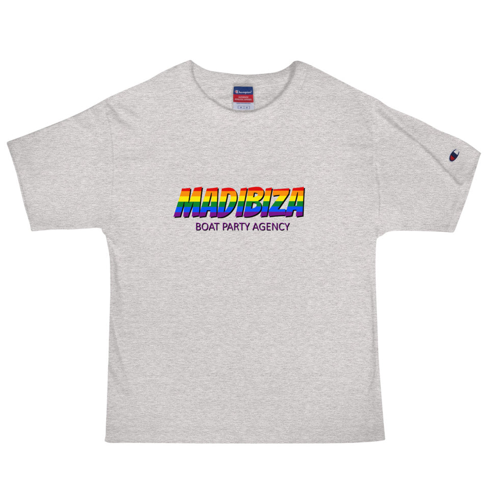#GAYPRIDE Men's Champion T-Shirt