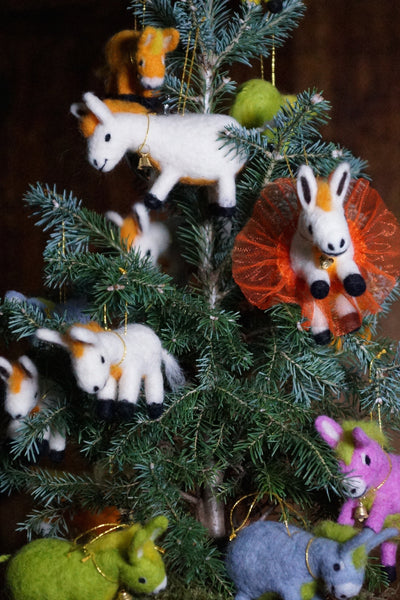 Donkey Christmas Ornaments.Christmas Ornaments For Men Built For Man