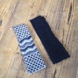 Arm Warmer Scales | Black | Multi Gray