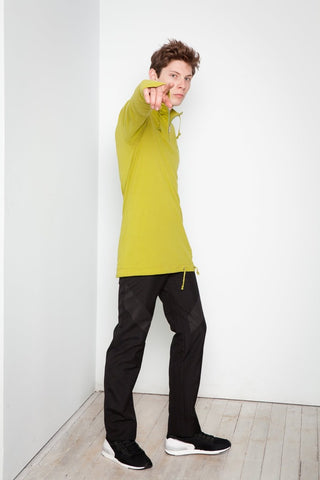 Tunic Sweat  |  Pistachio