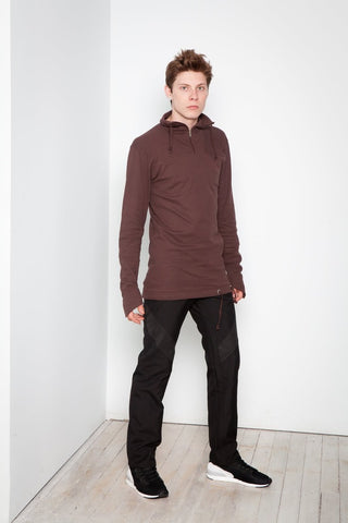 Tunic Sweat | Brown