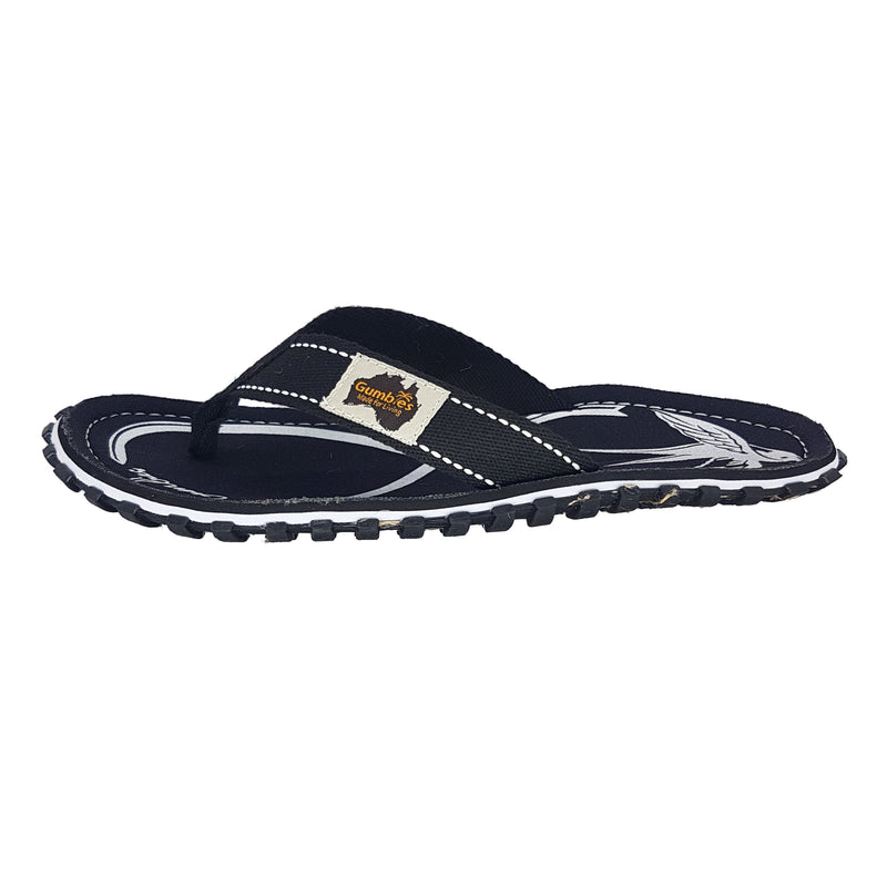 Islander Canvas Flip-Flops - Tattoo