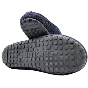 Outback Slippers - Navy & Pink