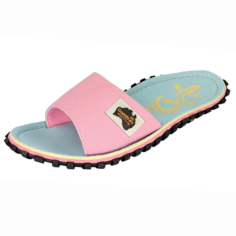 Islander Canvas Slide - Gecko
