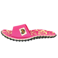Islander Canvas Slide - Pink