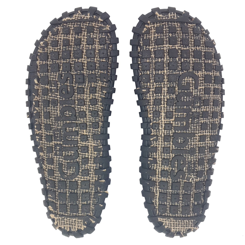 Islander Canvas Flip-Flops - Checker