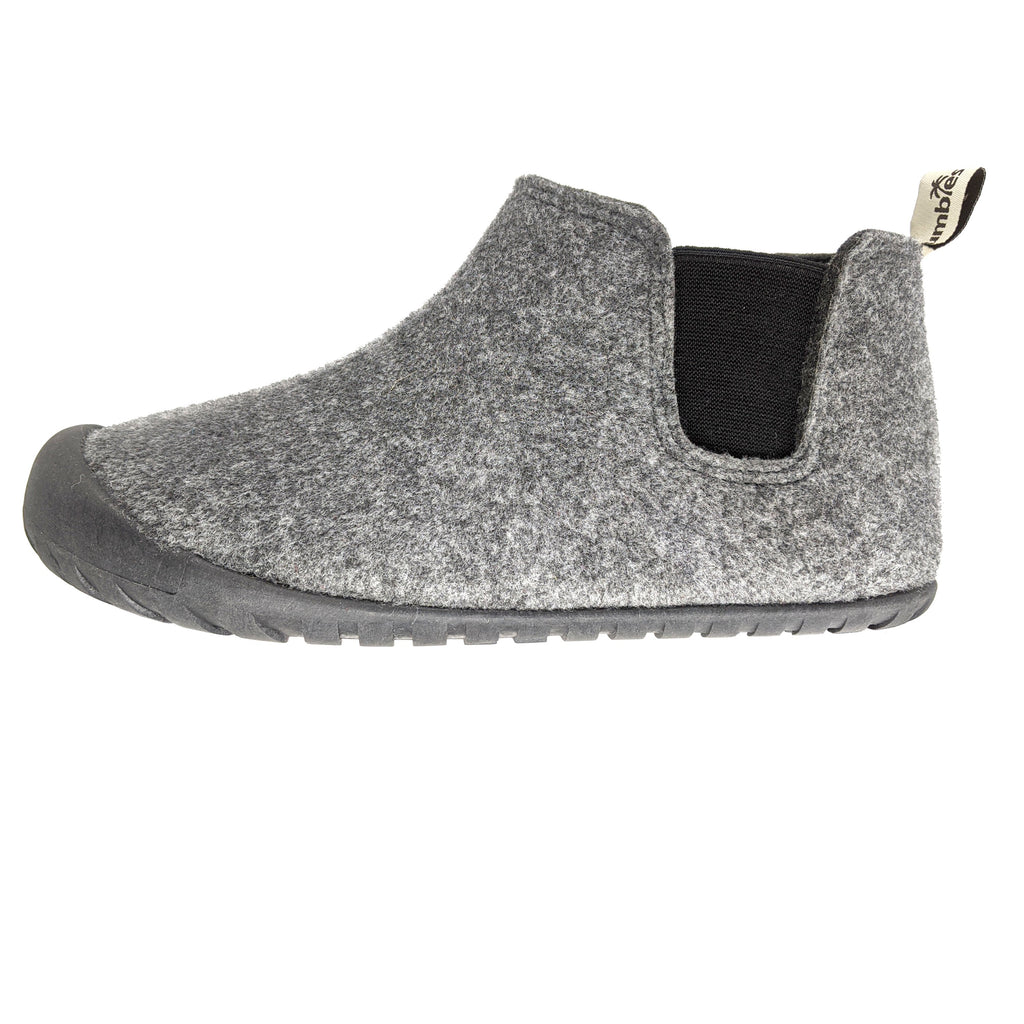 Brumby Boot - Grey & Charcaol